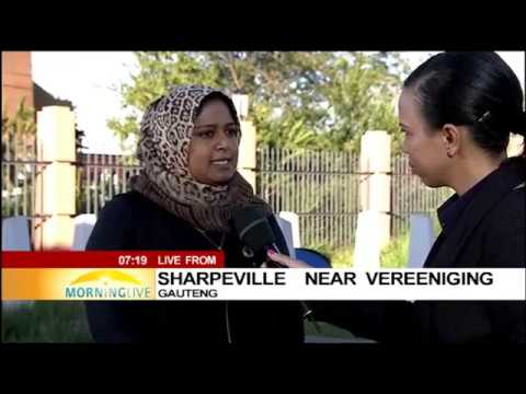 Reflecting on the Sharpeville massacre