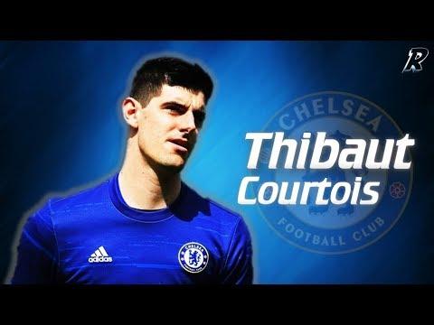 "Thibaut Courtois ""Belgian King"" Amazing Saves 2017/18 - Chelsea FC & FC belgium"
