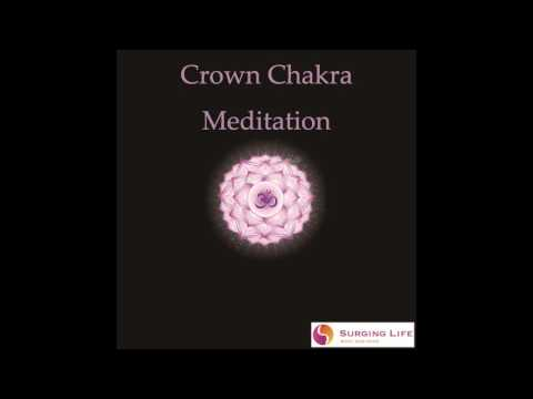 Crown Chakra Meditation Guided mp3 – Healing & Opening