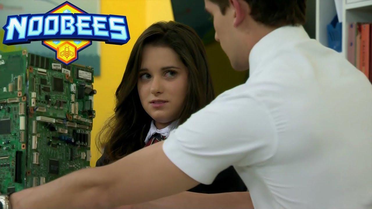 Download [Chamada] Noobees - Episódio 10   Nickelodeon Brasil (15/02/19)