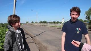 Dastur''112'' 01.06.2019 g dan daryo Kostroma ustidan ko'prik ta'mirlash.. Omil