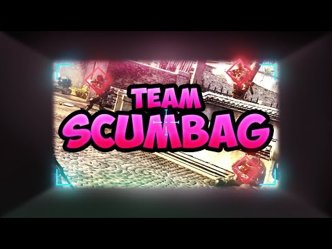BO2 SnD Team SCUMBAG - Everything's better with a TARGET FINDER