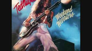 Ted Nugent - Stranglehold w/lyrics