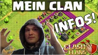 TITAN LEAGUE CLAN - INFOS! || CLASH OF CLANS || Let's Play CoC [Deutsch/German HD Android iOS PC]