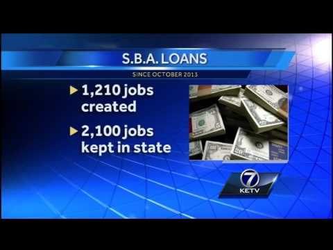SBA loans help Nebraska small businesses