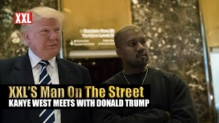 Here's What Fans Really Think About Kanye West Meeting With Donald Trump