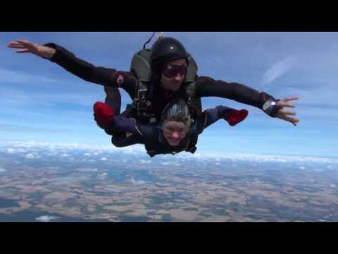 Charity Skydiving - UK Parachuting
