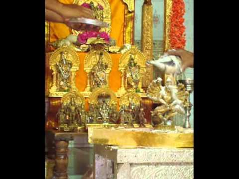 Sri Shodasha Bahu Narasimha Devara Stotra @ rayara Math