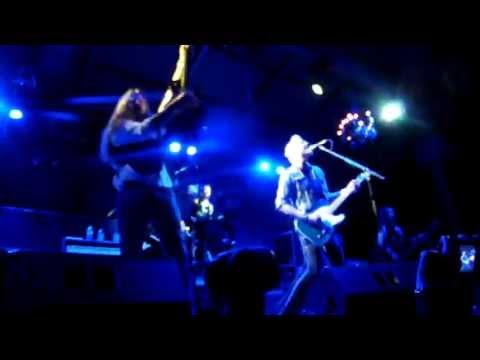 Fuel -  Hemmorage - Charlotte, NC - Music Factory- 5/24/13