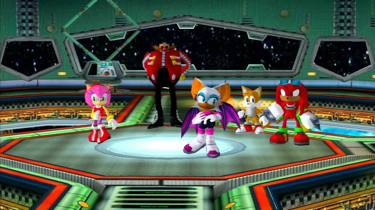 Sonic adventure 2 hd last story ending gameplay cutscenes youtube - The last story hd ...