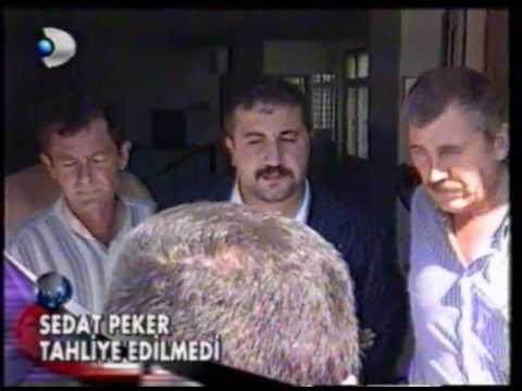 KANAL D   22 MART 1999 SEDAT PEKER TAHLİYE EDİLMEDİ