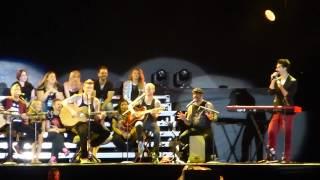 Backstreet Boys - 10000 Promises (acoustic) @ ArenaDellaRegina_Cattolica [22/07/2014]
