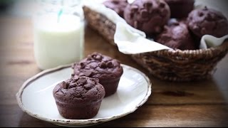 Muffin Recipes - How to Make Chocolate Muffins