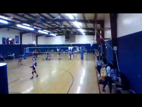 Thunderbird Adventist Academy JV & Varsity Volleyball vs. 91st Psalm 9/19/17