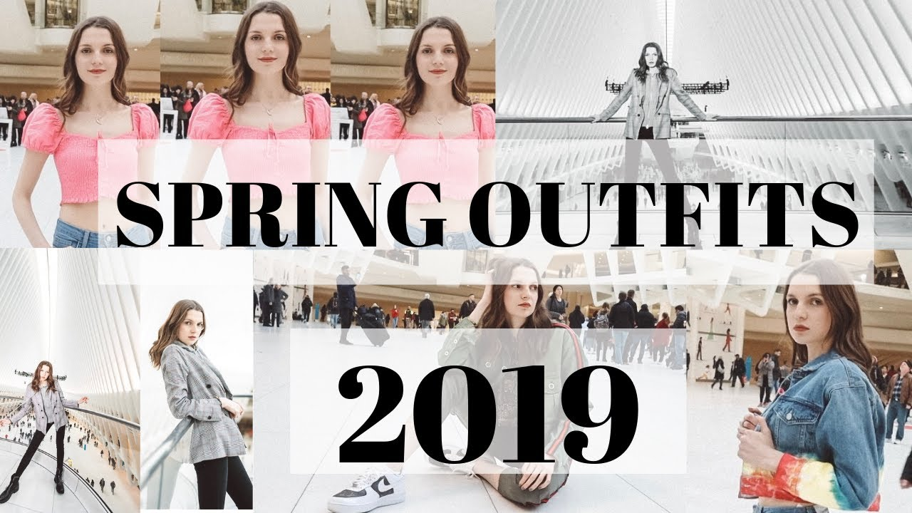 SPRING OUTFITS 2019 | Try on Haul | Lookbook