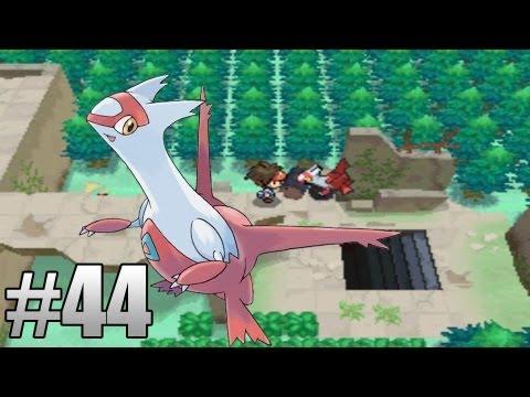 Pokemon Black/White 2 Walkthrough Part 44: Latias At The Dreamyard
