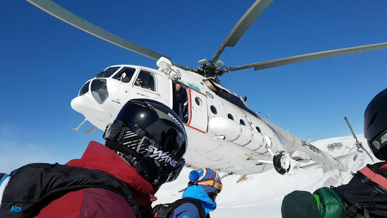 [KAZKHSTAN]KMH ALMATY HELI-SKI 2019 : 카자흐스탄 KMH 알마티 헬리스키/보드 설명서 2019