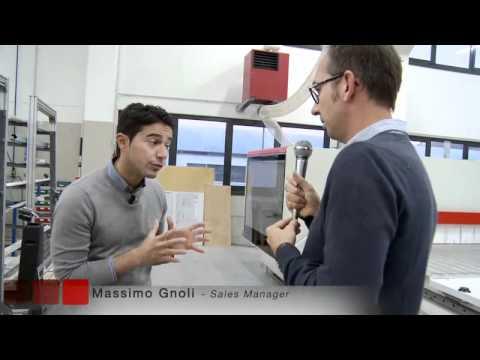 Pratix S, the Next Generation Morbidelli Nesting machine