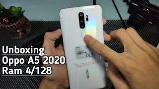 Unboxing Oppo A5 2020 Ram 4/128 Hanya Rp.2.999.000