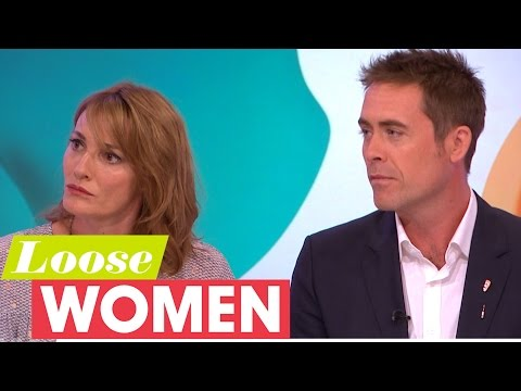 Sarah Parish And James Murray On Losing Their Baby Daughter  Loose Women