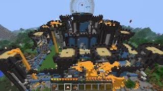 Minecraft MindCrack FTB S2 - Episode 30: Castle Battle Final Showdown!
