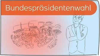 Bundespräsidentenwahl Österreich in 3 Minuten erklärt