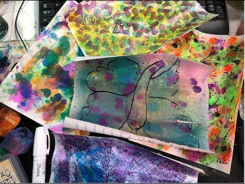 🎥  70 Acres Studio Tuesday Live Stream - Phoenix Stone Pendants, Painty Labels & Happy Mail