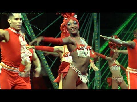 World Famous Cabaret Tropicana of Havana Cuba