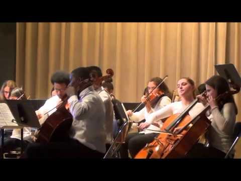Vaughan Williams, Rhosymedre - Intermediate Orchestra, Settlement Music School