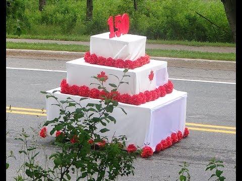 Cape Breton Celebrates Canada 150 Birthday