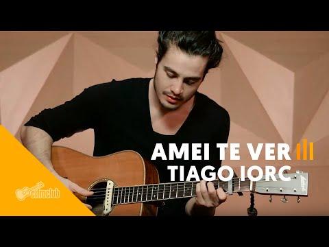 Amei Te Ver - Tiago Iorc (Versão Alternativa)
