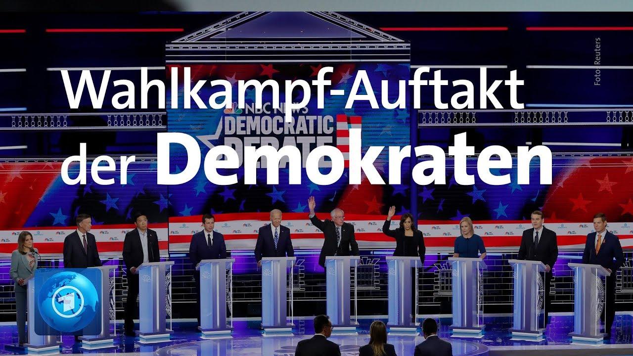 Us Wahl 2020 Kandidaten