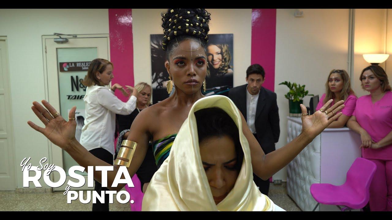 YO SOY ROSITA Y PUNTO - NOS FUIMOS VIRAL Y LA NOVIA EP 9 Y 10