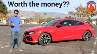 2018 Honda Civic Si Review - The best affordable manual sports car?
