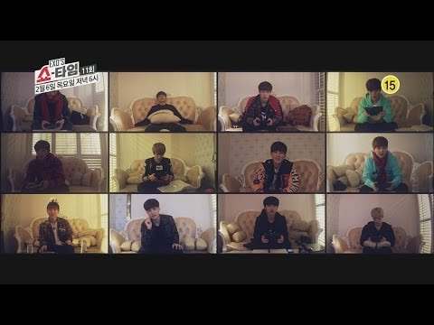 EXO's SHOW TIME The 11th Preview