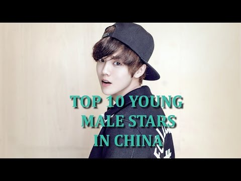 Top 10 most popular young male stars in China(ranked by age)