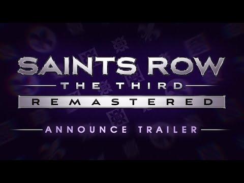 Remaster av Saints Row: The Third släpps i maj Återupplev det absurda spelet på Xbox One, PS4 och PC