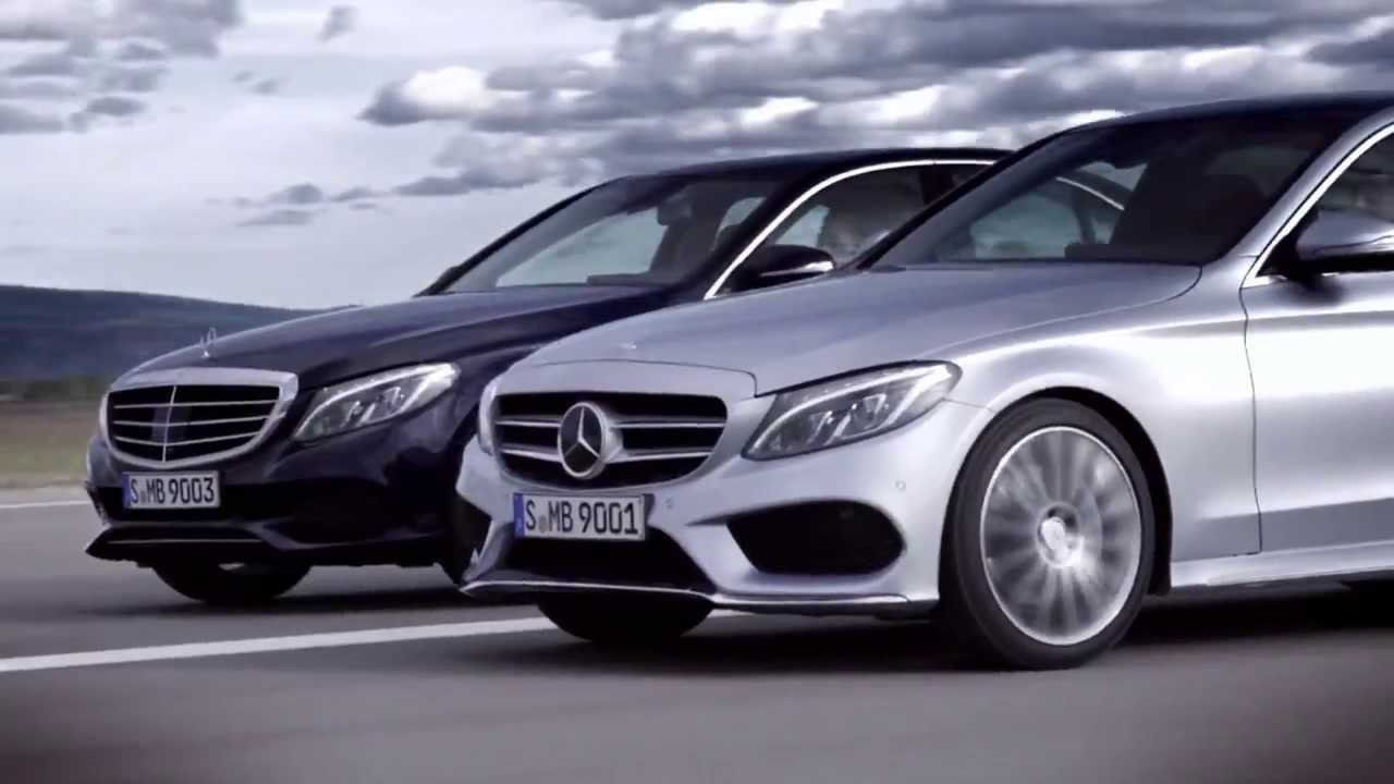 We take a closer look inside the 2015 Mercedes-Benz C-Class [w
