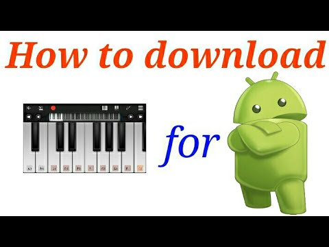 How to download perfect piano for android the best piano app in Hindi