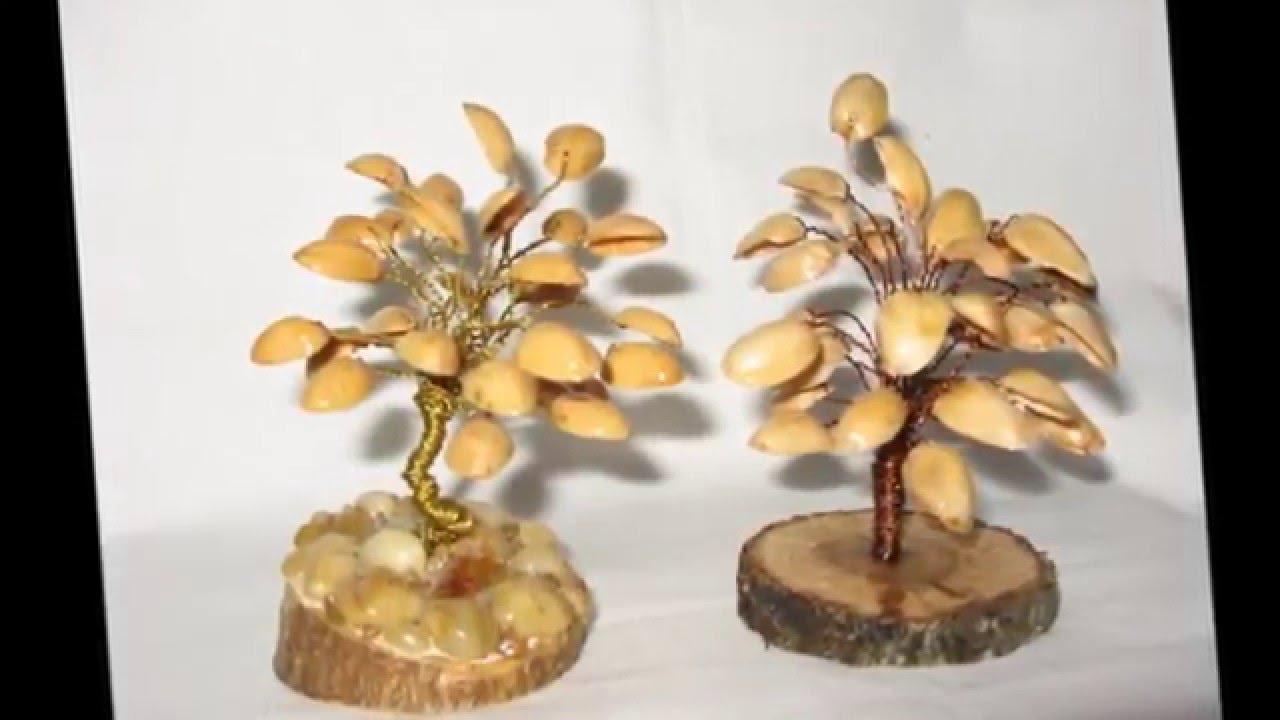 Золотое дерево из монет: мастер-класс с пошаговыми 32