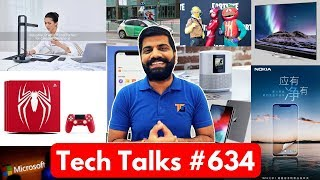 Tech Talks #634 - Facebook Unsend, Xiaomi Mi 6S, Nokia X7, Poco Launcher, PS4 Pro India, iPad Pro