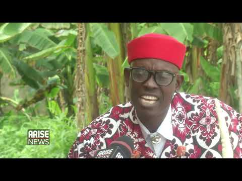 NIGERIA'S FIRST OIL WELL COMMUNITY - ARISE NEWS REPORT
