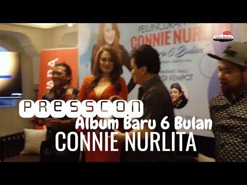 [PressCon] Pelucuran Album Connie Nurlita BARU 6 BULAN [24 Mei 2017]