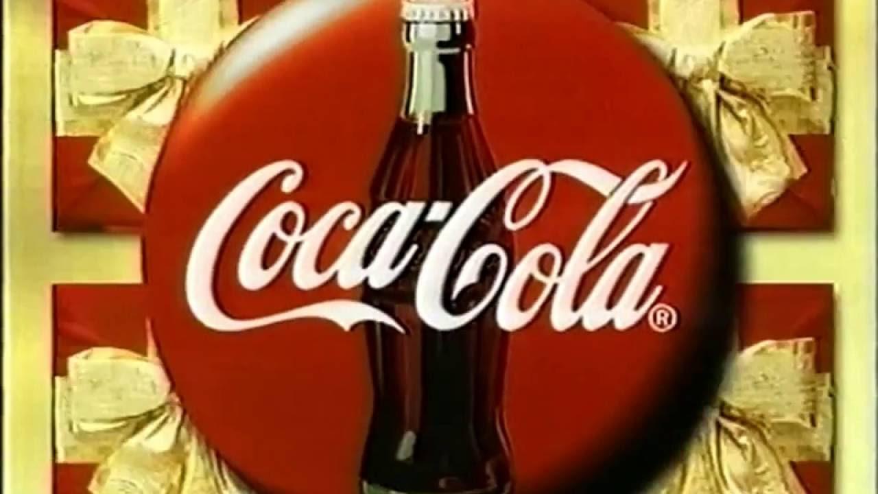 Coca Cola Werbung Weihnachten.Coca Cola Werbung Weihnachten 1994