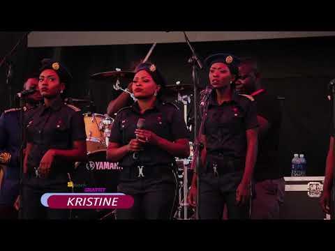 Kristine @ Kings Malembe Concert  Lusaka- Shot By Bmark
