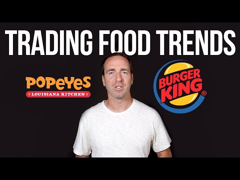 Investing In Popeyes Chicken Sandwich AND The Impossible Whopper — Dumb Money Trade Board