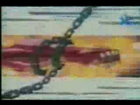 Primeira abertura de Cavaleiros do Zodíaco (Tv Manchete)