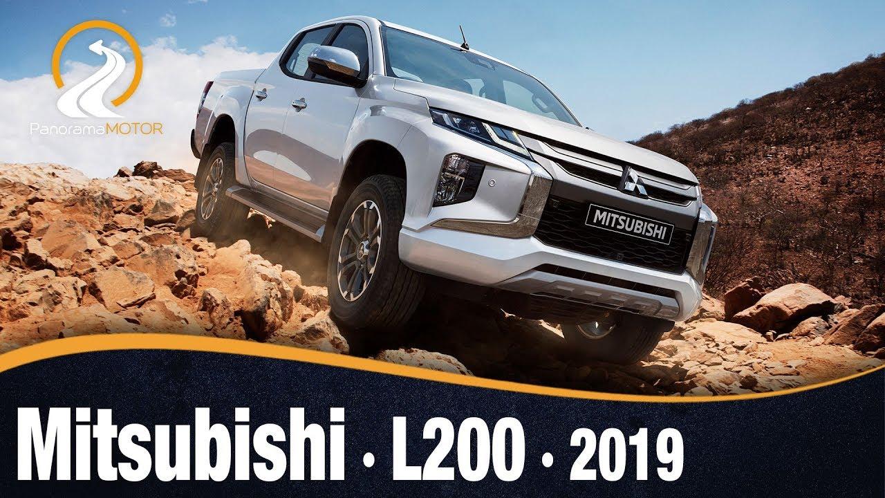 Compro Mitsubishi L200 En Guatemala Mitsubishi Triton L200 2019 Primeras Imagenes Youtube
