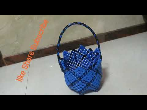 M.k.Plastic Wire Baskets (Pooja Basket-Crosscut Model)