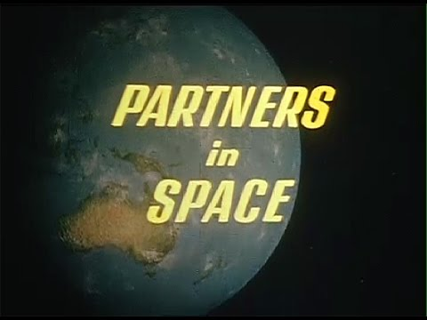 Partners in Space - Department Of Supply - 1965